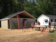 New Shower House