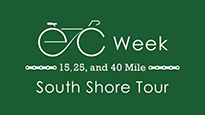 Tour the South Shore on your bike and support EC Week!